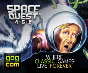 Download Space Quest 4, 5, 6